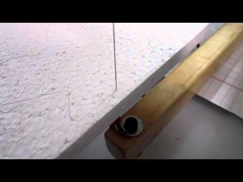 cắt xốp