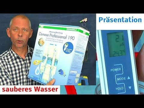 Osmose Professional 190 Mit Spülventil
