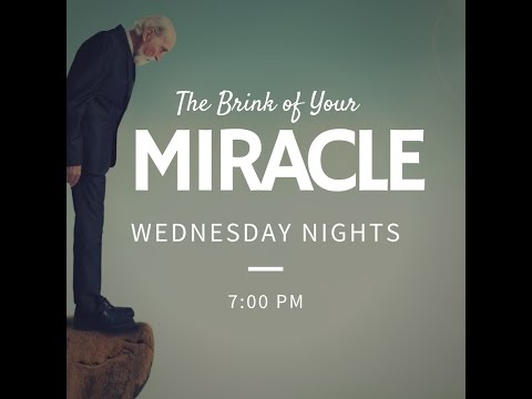 I Need A Miracle: Wednesday, April 5, 2017