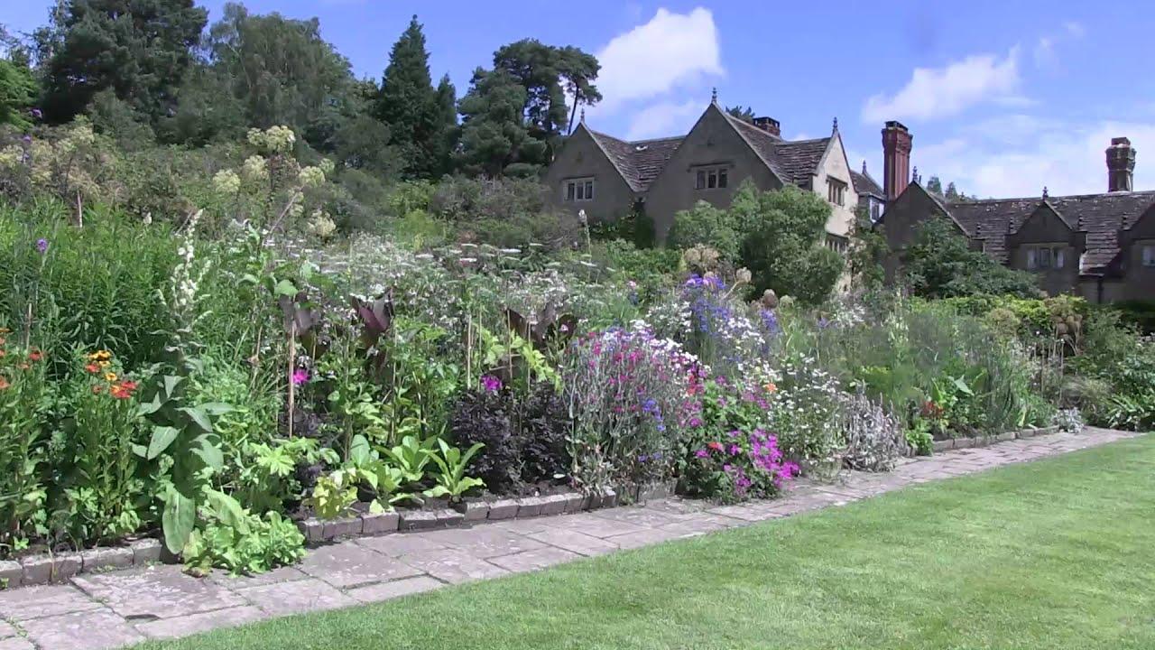 gravetye manor summer garden 2012