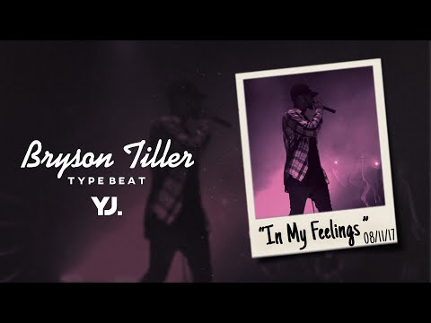 Bryson Tiller / Exchange Type beat ~ In My Feelings | YJ Beatz