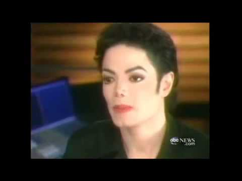 Michael Jackson ABC News Interview(1995)
