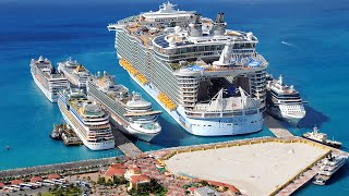 BIGGEST Cruise Ship in the World - Monster