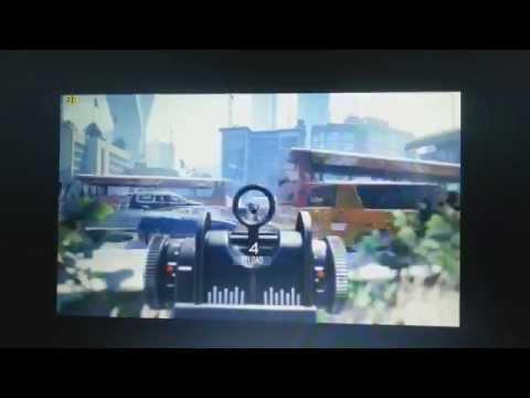 COD - Advance Warfare on HP Pavilion 15 ab032TX external recording @720