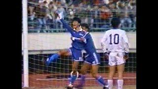 1985-86(昭和60年度)第64回全国高校サッカー選手権大会・決勝戦 清水...