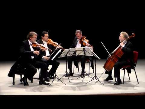 Endellion String Quartet en Los Mochis- Festival Cultural Sinaloa 2013