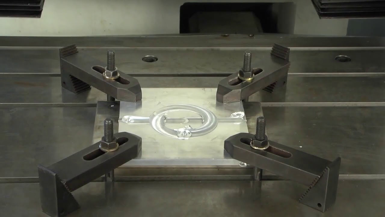 Friction Stir Welding >> Friction Stir Welding Machines - ETA Technology - YouTube