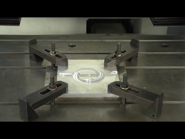 Reibrührschweißmaschinen - ETA-Technologie