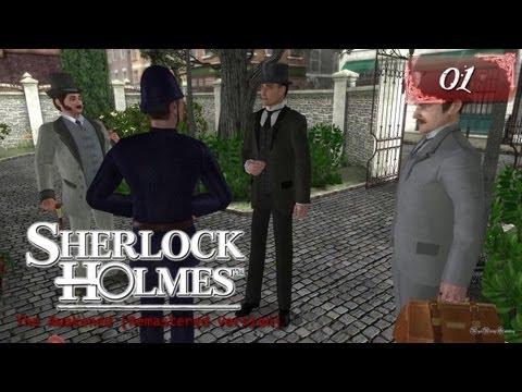 Sherlock Holmes (Video Games) - The Awakened [Remastered version] - Pt.1