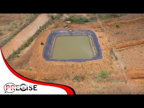 A how to guide on making a water pan by the Smart Water for Agriculture Programme- SWA