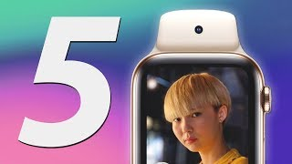 Apple Watch 5 станут БОМБОЙ! Все слухи о смарт-часах Apple 2019