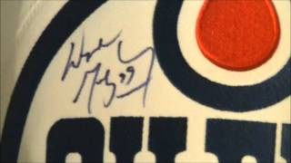 How to tell an authentic Wayne Gretzky Autograph from an AutoPen