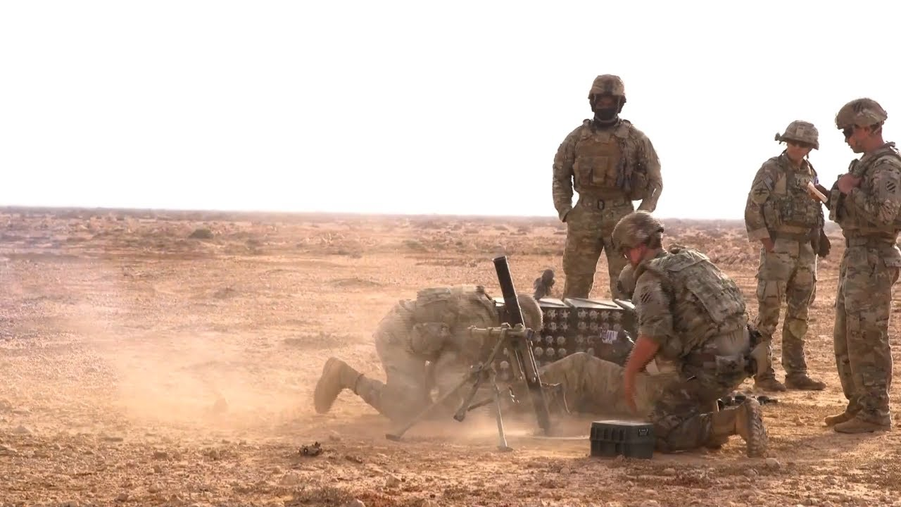 US Military News • Georgia National Guard's • Exercise African Lion 21 Morocco • June 13 2021