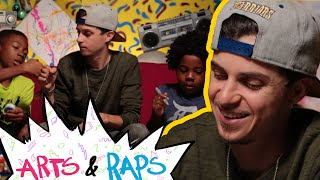 Do You Eat Booty Like Groceries? w/ Watsky  - Arts & Raps