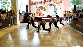 120315 b4a1 b1a4 s dance cover ok beautiful target