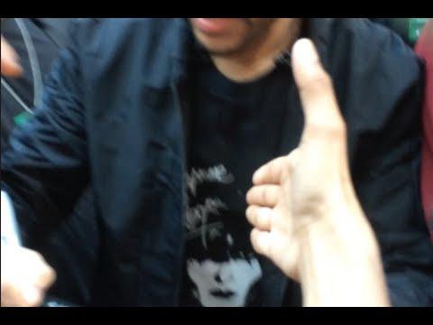 The Weeknd SHAKES CRAZY FANS HAND , AND HAS HIM CRYING {FULL VIDEO}