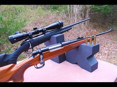 Hunting Rifles - Old School VS New School