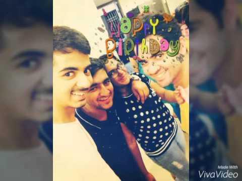 Happy birthday tushar bhaiya