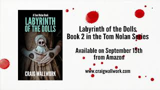Laybrinth of the Dolls - Book Trailer