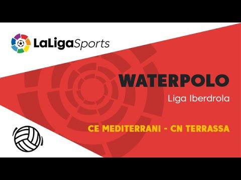 📺 Liga Iberdrola de waterpolo: CE Mediterrani - CN Terrassa