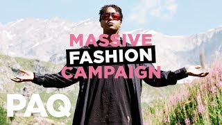 We Shot a MASSIVE Outdoor Campaign for Ellesse | PAQ EP#46 | A Show About Streetwear & Fashion