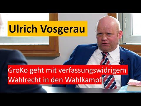 """IM GESPRÄCH - """"Könnte vor dem BVfG schiefgehen"""""""