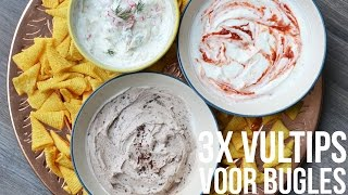 3x Lekkere Vultips Voor Bugles - Ohmyfoodness