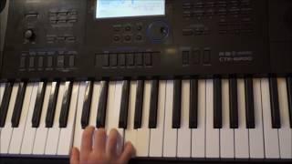 Обучающее видео. Урок 1. Инструменты синтезатора Casio CTK. Видео-самоучитель