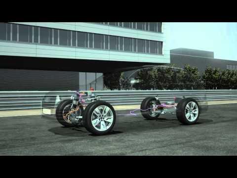 Audi SQ7 2016. Barras estabilizadoras activas
