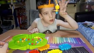 развивающие занятия для детей с ЗПР, ДЦП, ОВЗ/ Бешенные пчелки/ Контроль головы, координации