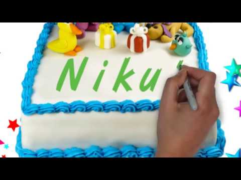 Happy Birthday Nikul