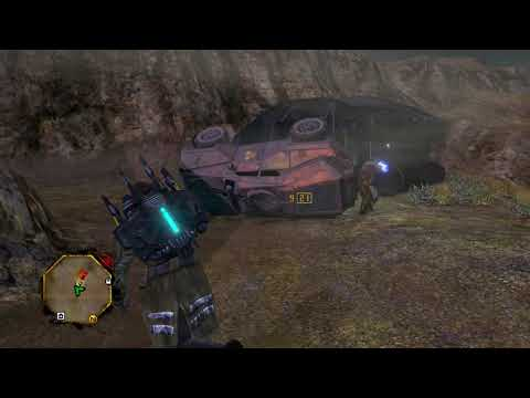 Walker Rampage Part 2 Red Faction Guerrilla Remarstered |