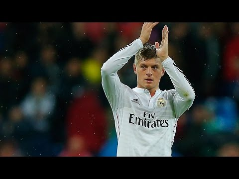 Toni Kroos signs contract extension with Real Madrid until 2022