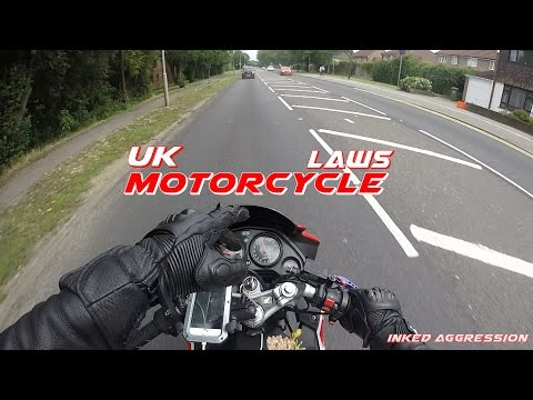 My Opinon On UK Motorcycle Laws - Dangerous Driver - Celebration 111111 Miles