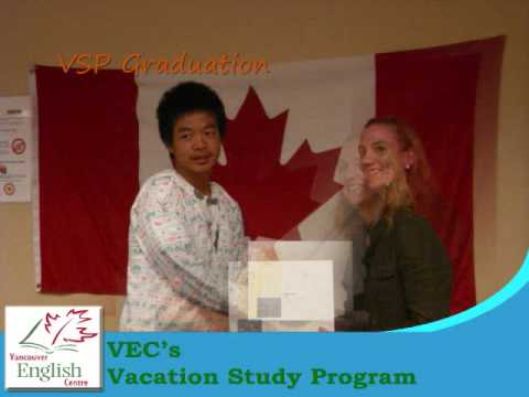 VEC's Vacation Study Program - Graduation