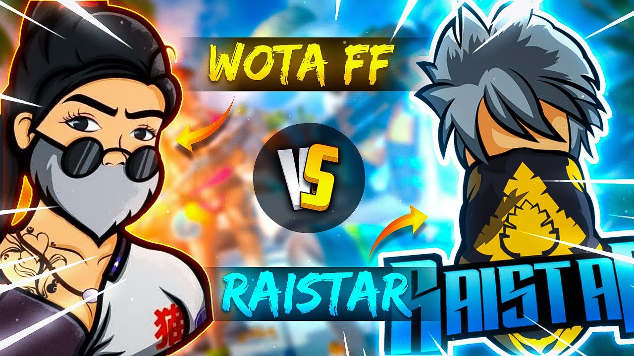 Rai Star 🇮🇳 vs Wota FF 🇹🇳
