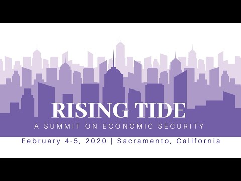 Rising Tide: A Summit On Economic Security Day 1, Track 1 - Housing And Homelessness