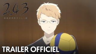 Bande annonce 2.43 - Seiin Koukou Danshi Volley-bu