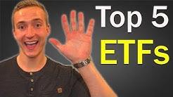 Top 5 Best Vanguard ETFs for Passive Investing (For Beginners)