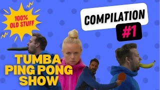 Repeat youtube video Tumba Ping Pong Show Compilation (Our Favourites)