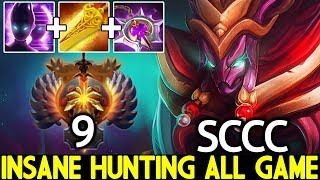SCCC [Spectre] Insane Hunting All Game Totally Destroyed 7.22 Dota 2