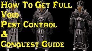 RSMini: Pest Control + Conquest Full Void Guide