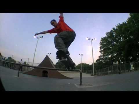 skate reel short (shawn gonzalez)
