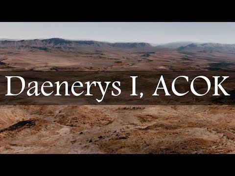 Game Of Thrones Abridged #86: Daenerys I, ACOK