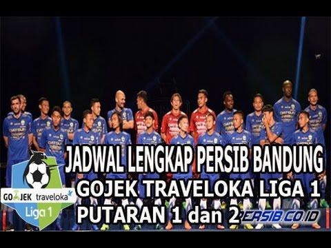 Jadwal Lengkap Persib Bandung Gojek Traveloka Liga 1 Indonesia 2017