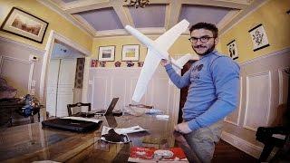 GoPro + Air Hog foam glider = AWESOME!!! Wait for it...