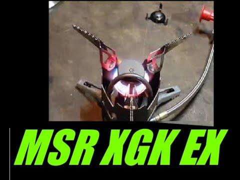 MSR XGK EX