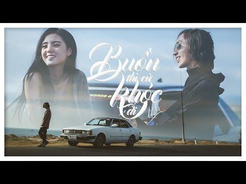 Buồn Thì Cứ Khóc Đi - Lynk Lee | Official MV