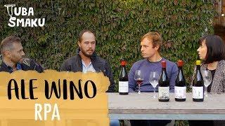 Wino z RPA - wywiad z winiarzami!   Tuba Smaku i Ale Wino