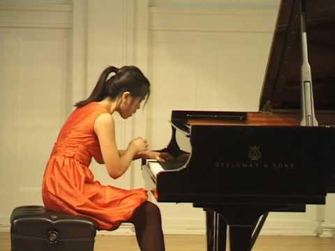 Kate Liu plays Scarbo - Gaspard de la Nuit III. by Maurice Ravel